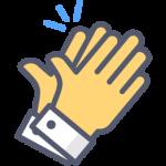 صدای دست زدن و تشویق